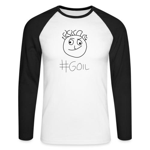 #Goil - Männer Baseballshirt langarm