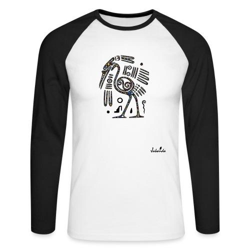 logo jakanda ii - Männer Baseballshirt langarm