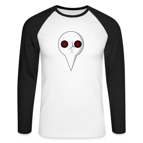 EVE - Men's Long Sleeve Baseball T-Shirt