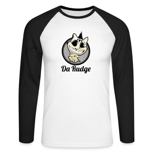 Fan based shop Darudge - Mannen baseballshirt lange mouw