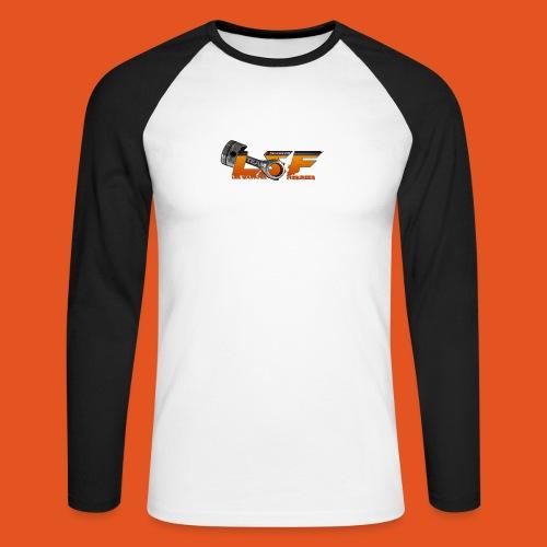 LSFlogo - T-shirt baseball manches longues Homme