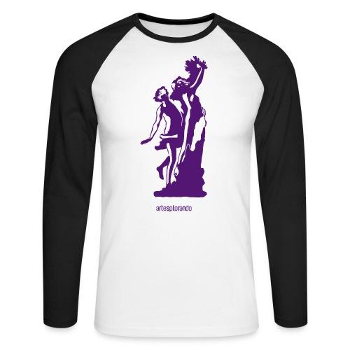 Gian Lorenzo Bernini, Apollo e Dafne - Maglia da baseball a manica lunga da uomo