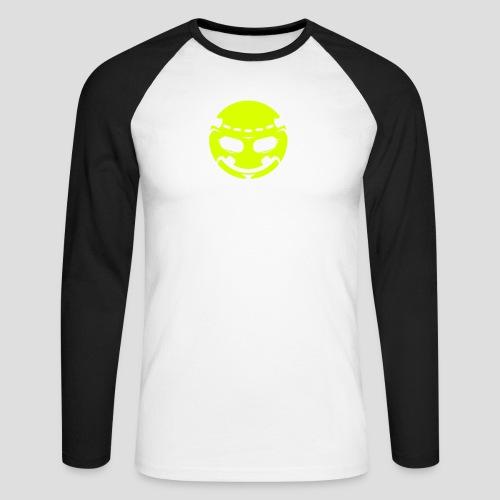 Acid TROLLR - T-shirt baseball manches longues Homme