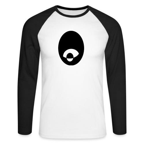 oeildx - T-shirt baseball manches longues Homme