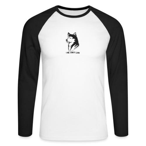 LOGO SHIRTS png - Mannen baseballshirt lange mouw