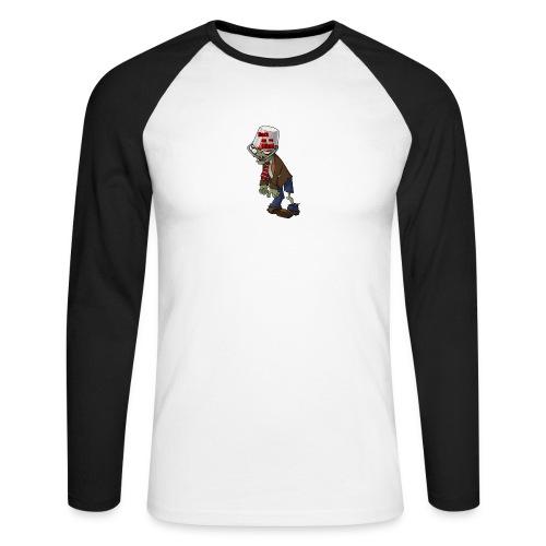 Back on my Mind - Männer Baseballshirt langarm