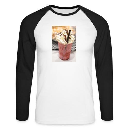 milkshake - T-shirt baseball manches longues Homme