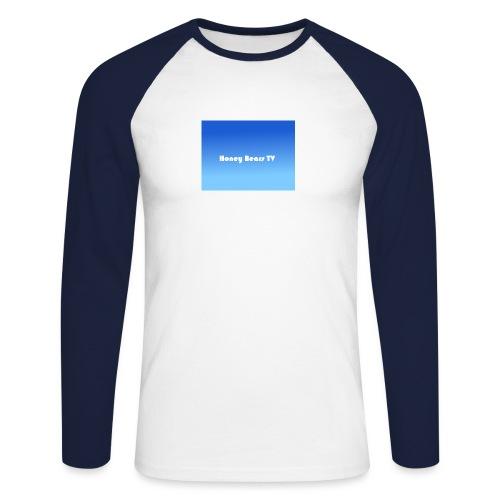 Honey Bears TV Merch - Men's Long Sleeve Baseball T-Shirt