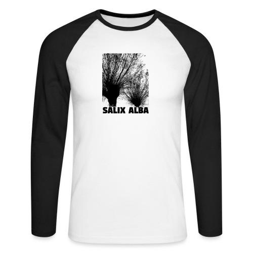 salix albla - Men's Long Sleeve Baseball T-Shirt