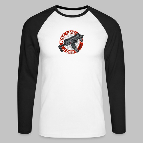 Free SMG - T-shirt baseball manches longues Homme
