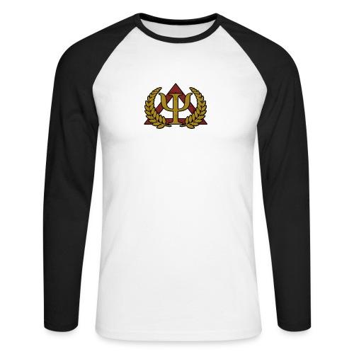 Imperiale Hegemonie - Männer Baseballshirt langarm