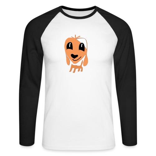 Hundefreund - Men's Long Sleeve Baseball T-Shirt