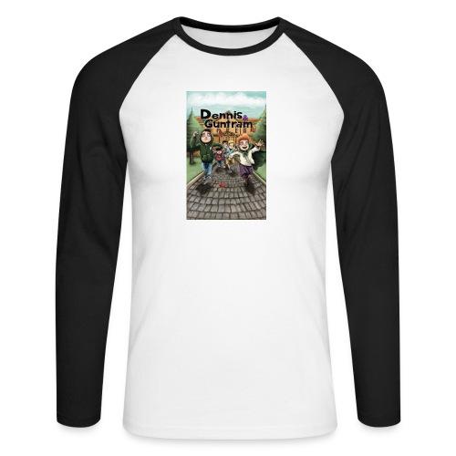 DuG-Band1-Kurztitel - Männer Baseballshirt langarm