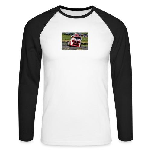 #TheBeast - Men's Long Sleeve Baseball T-Shirt