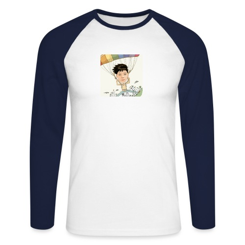 Wanderingoak629 - Men's Long Sleeve Baseball T-Shirt