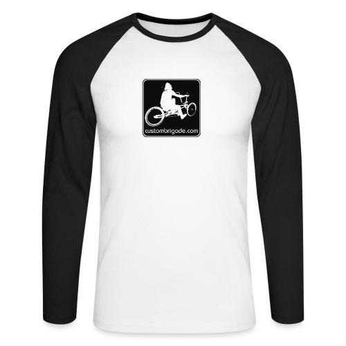 Logo Cruiser - T-shirt baseball manches longues Homme