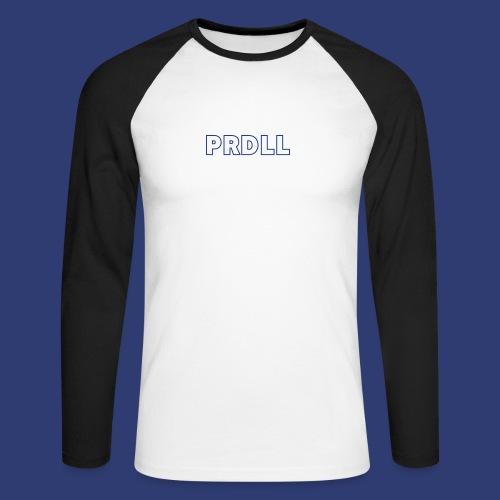 PRDLL - Mannen baseballshirt lange mouw
