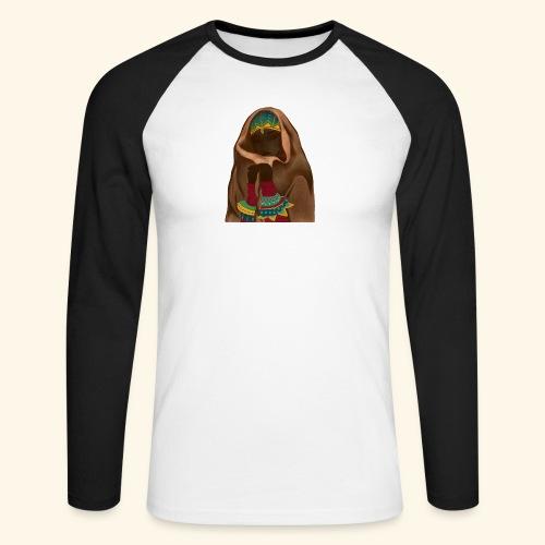 Femme bijou voile - T-shirt baseball manches longues Homme