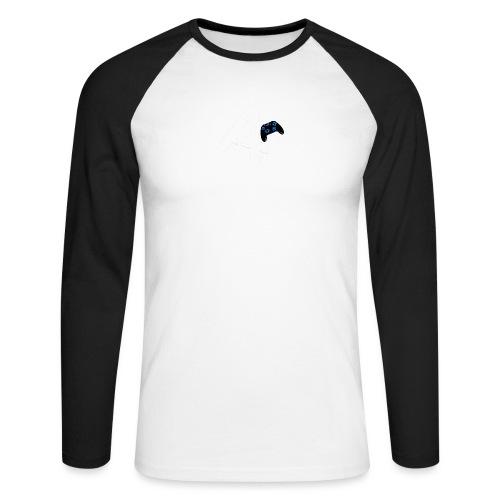 Adust - Men's Long Sleeve Baseball T-Shirt