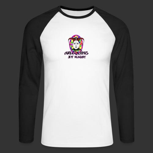 Arlequins Beauvais - T-shirt baseball manches longues Homme