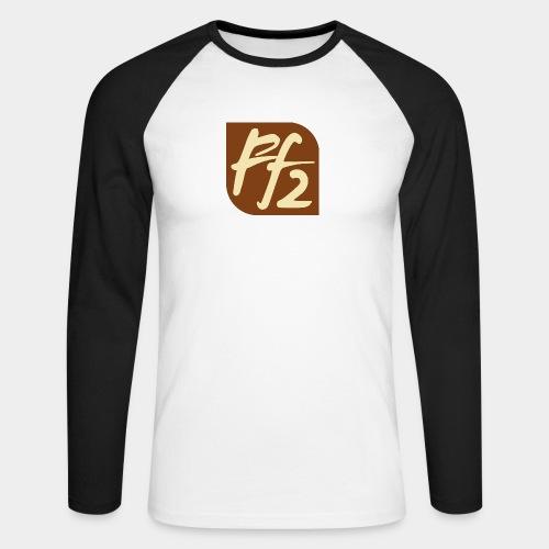 FF2 - Miesten pitkähihainen baseballpaita