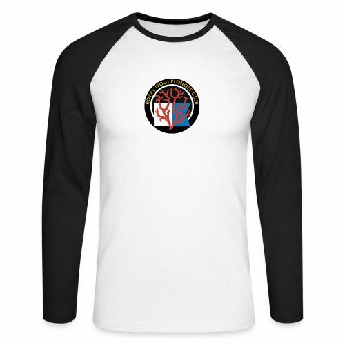 Royal Wolu Plongée Club - T-shirt baseball manches longues Homme