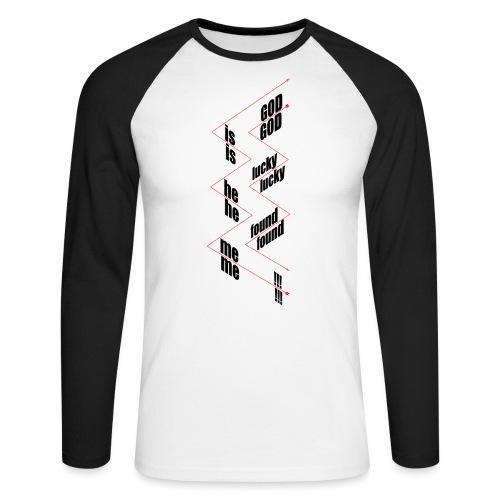 G.I.L.H.F.M. - Mannen baseballshirt lange mouw