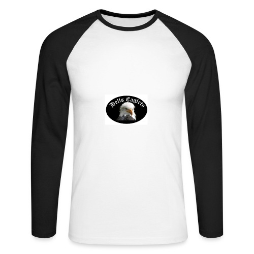 eaglet2 - Männer Baseballshirt langarm
