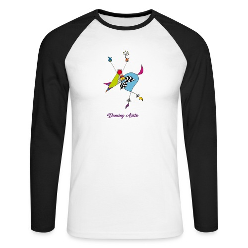 Dancing Aristo - T-shirt baseball manches longues Homme