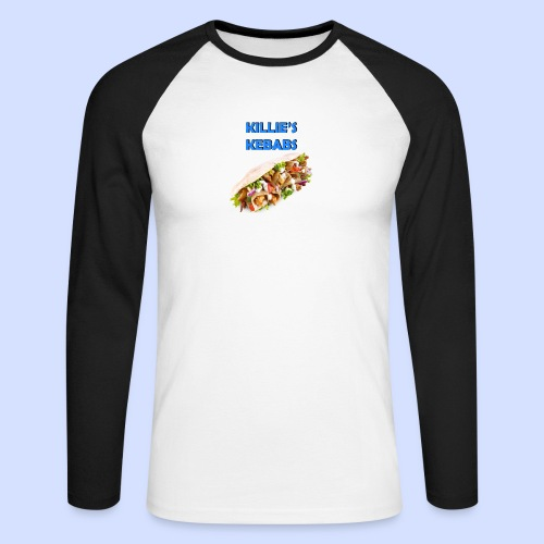 KillieKebab - Men's Long Sleeve Baseball T-Shirt
