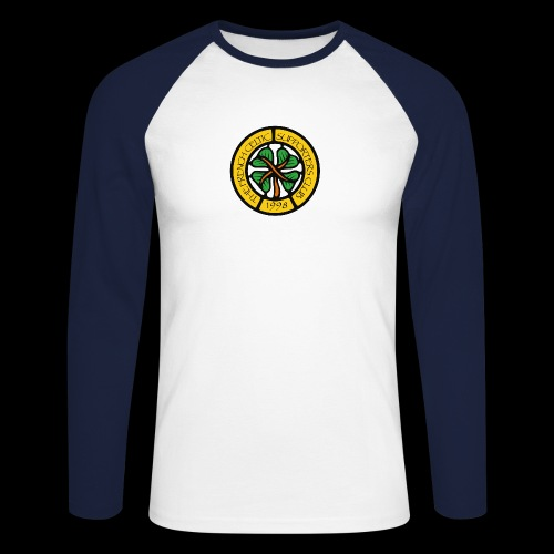 French CSC logo - T-shirt baseball manches longues Homme