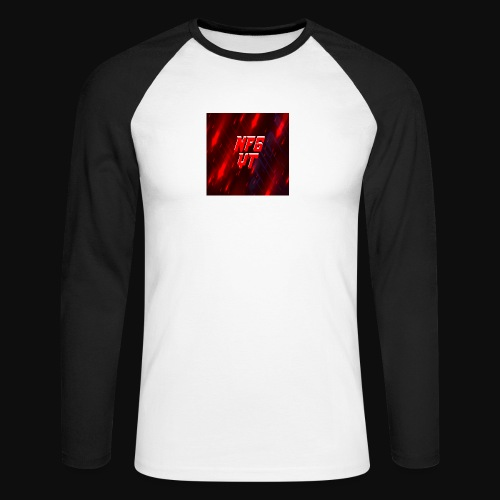 NFGYT - Men's Long Sleeve Baseball T-Shirt