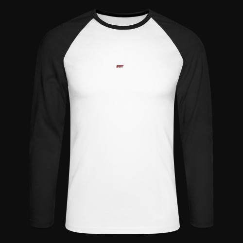 TEE - Men's Long Sleeve Baseball T-Shirt