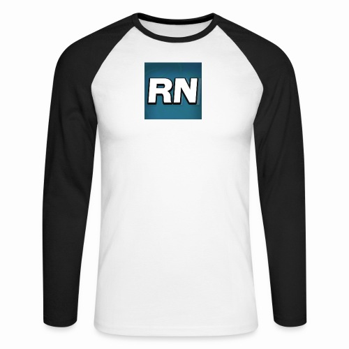 RafcoNator - Men's Long Sleeve Baseball T-Shirt