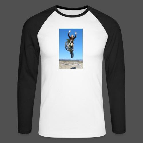 Stuntvrouw (v) - Mannen baseballshirt lange mouw