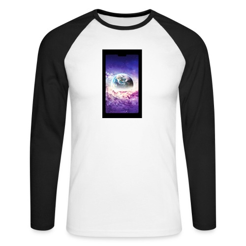 Univers - T-shirt baseball manches longues Homme