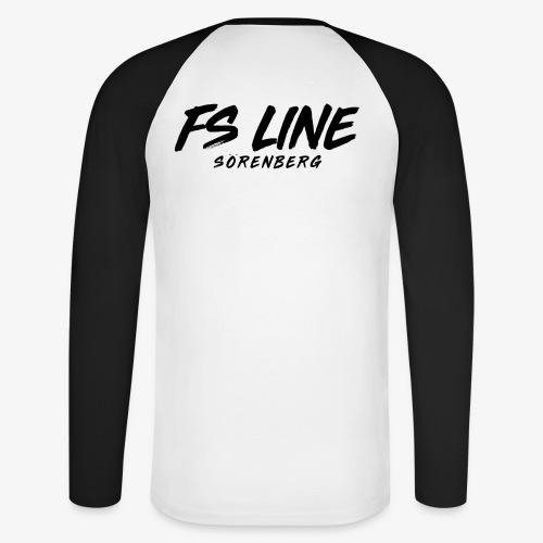 fsline 2019 - Männer Baseballshirt langarm