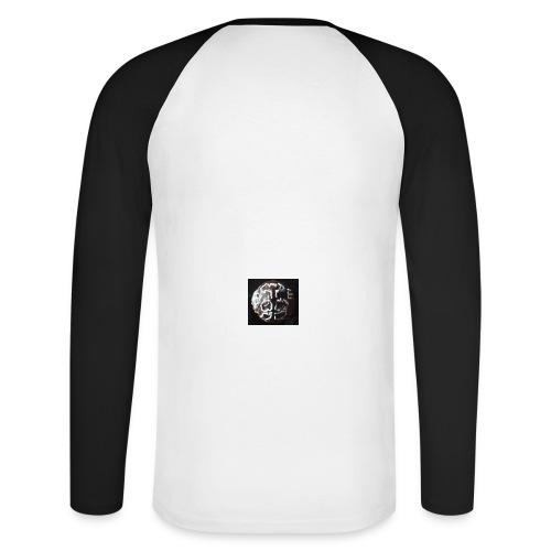ee3 jpg - Männer Baseballshirt langarm