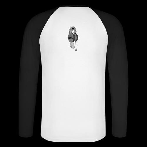 gearsi - Männer Baseballshirt langarm