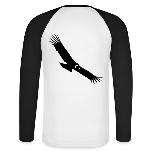 Condor - Men's Long Sleeve Baseball T-Shirt