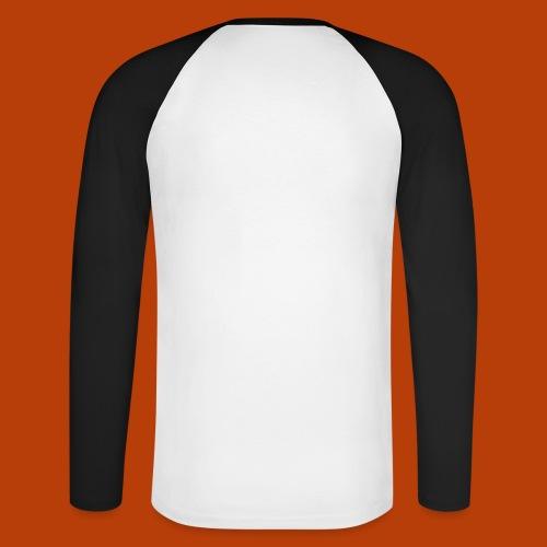 Inline speed skate - Männer Baseballshirt langarm