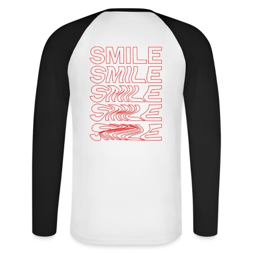 SM-173 - Men's Long Sleeve Baseball T-Shirt