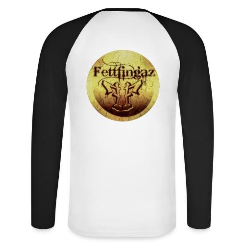 Fettfingaz - Männer Baseballshirt langarm