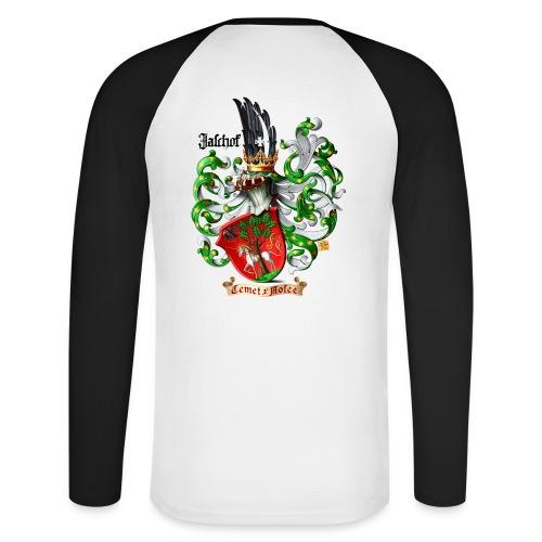 jaschokwappen - Männer Baseballshirt langarm