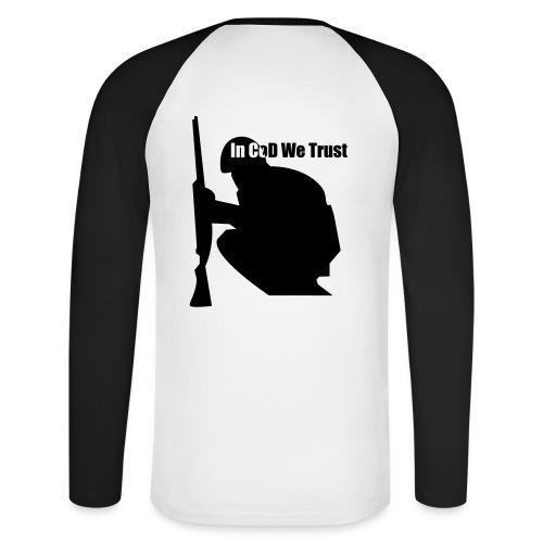 muhcodmotiv - Männer Baseballshirt langarm