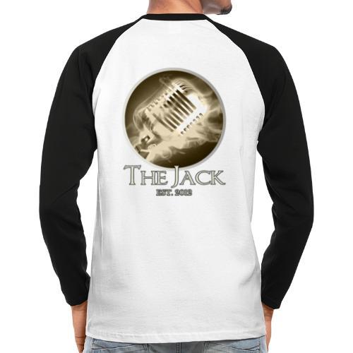 The Jack - Mannen baseballshirt lange mouw