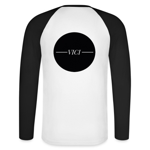 Vici #3 - T-shirt baseball manches longues Homme