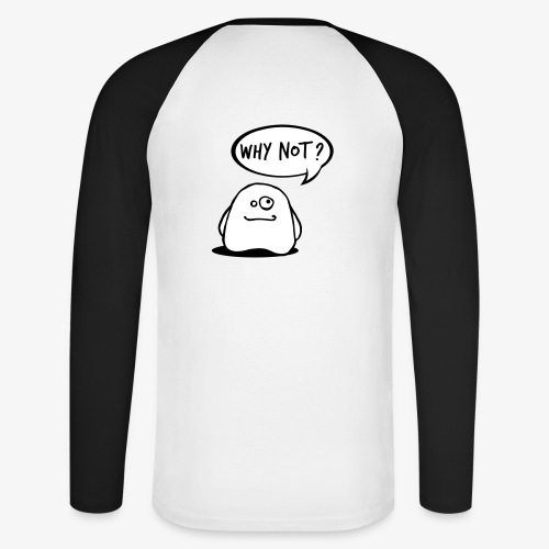 gosthy - Men's Long Sleeve Baseball T-Shirt