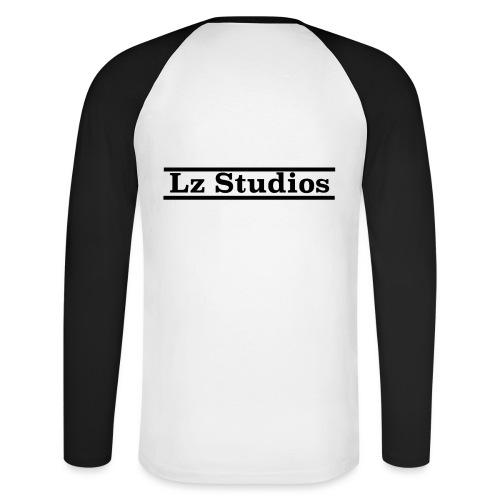 Lz Studios Design Nr.2 - Männer Baseballshirt langarm