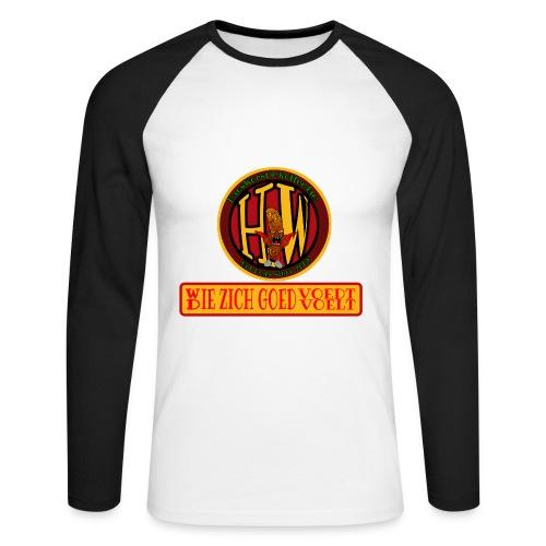 wie en die png - Men's Long Sleeve Baseball T-Shirt